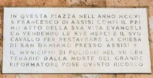 Pellegrini per l'Umbria