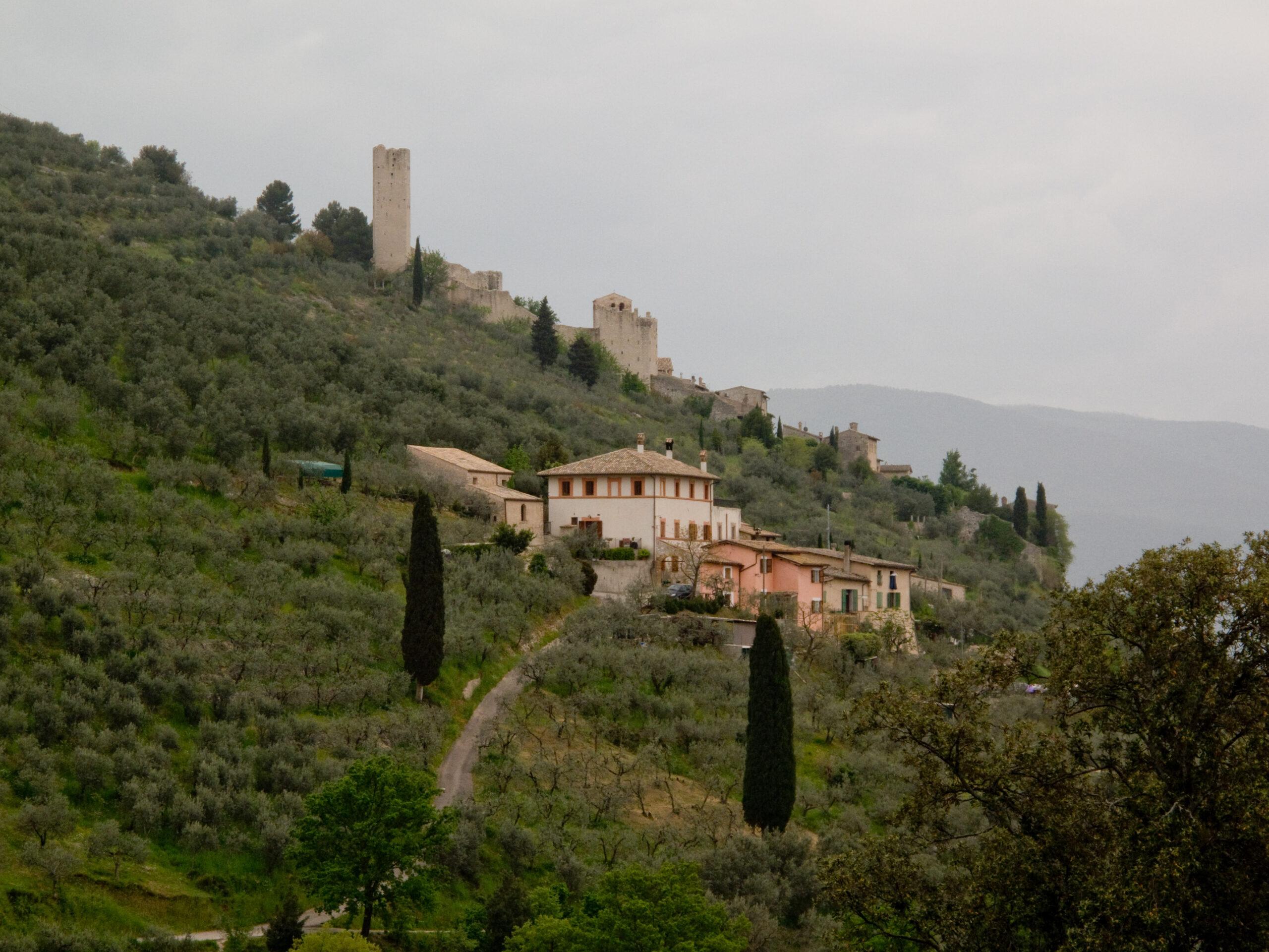 Il Castello di Pissignano